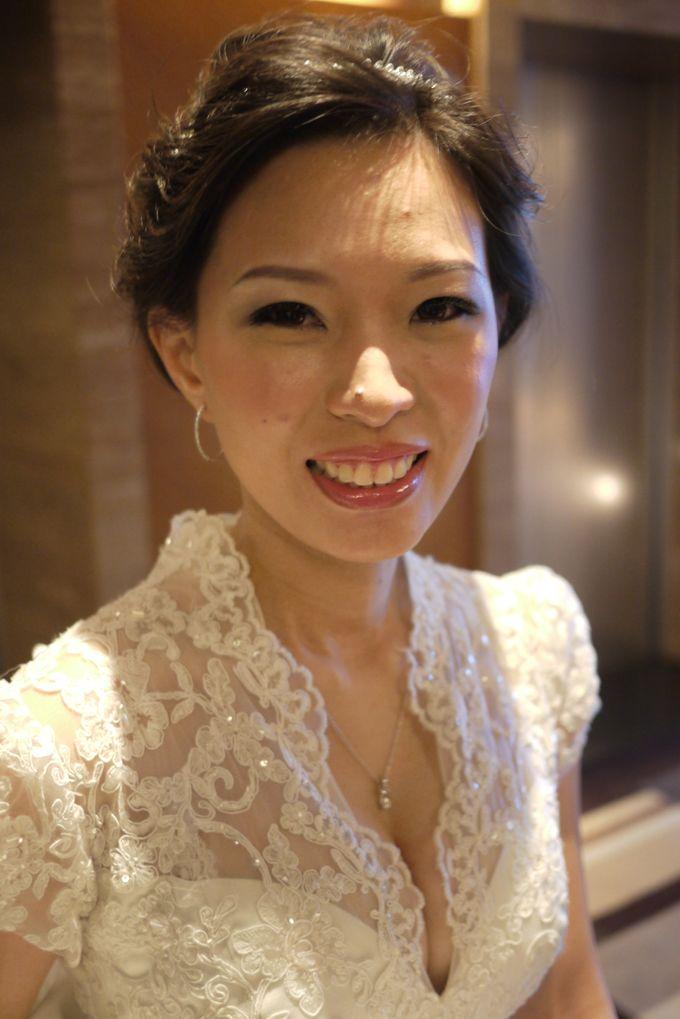 Wedding Make-up & Hairstyle by SueLim & artmakeup - 013
