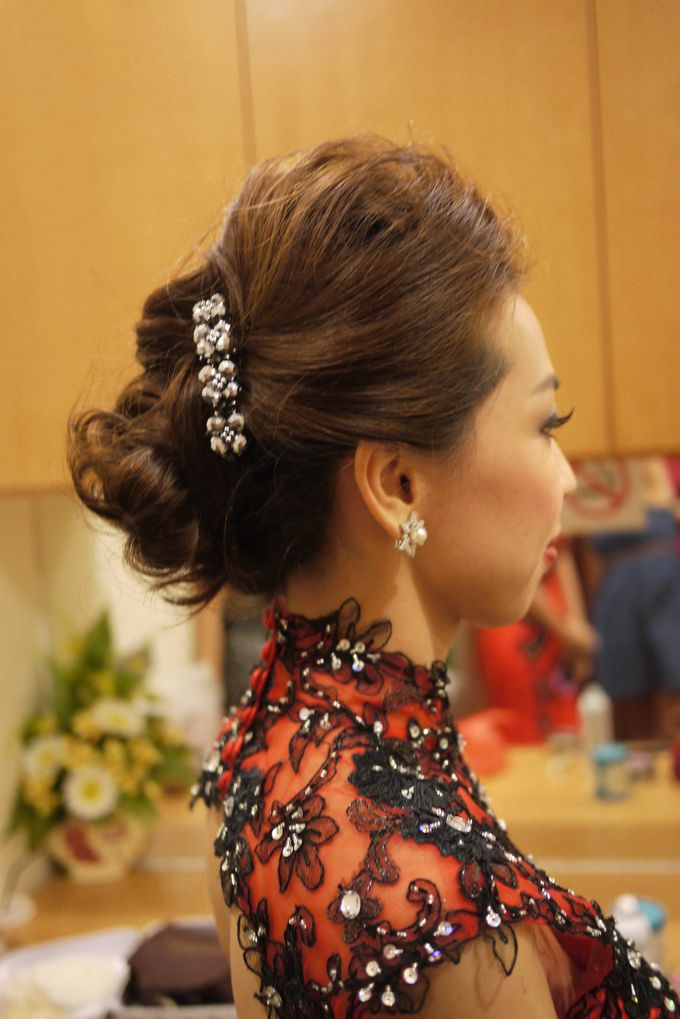 Wedding Make-up & Hairstyle by SueLim & artmakeup - 014