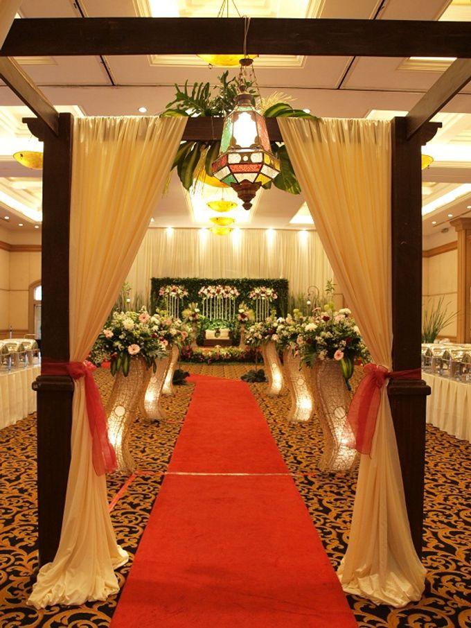 Wedding at MFH by Raffles Hills Cibubur - On Green Garden Venue - 002