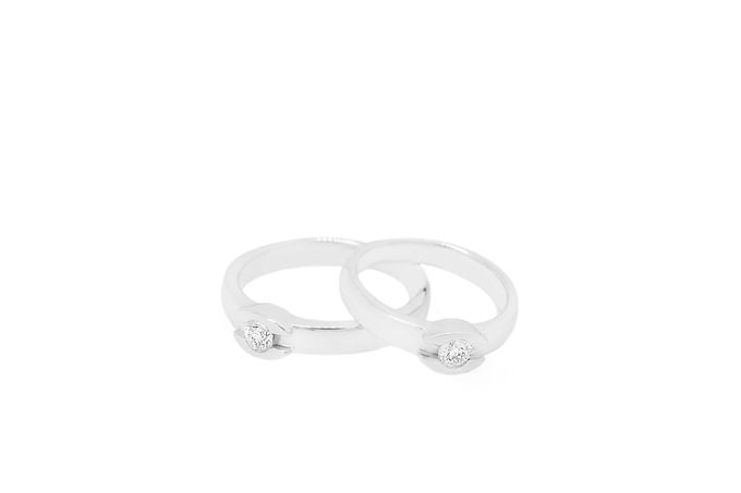 September Wedding Rings by Lino and Sons - 006