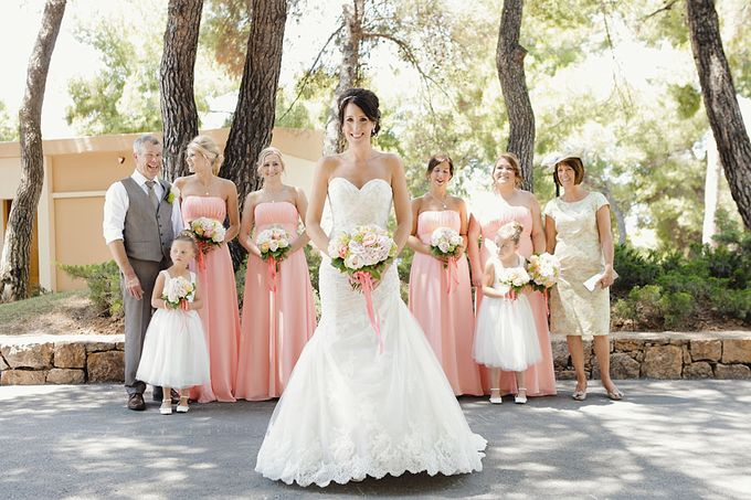 Wedding in Sani beach Resort by P2 Photography - 005