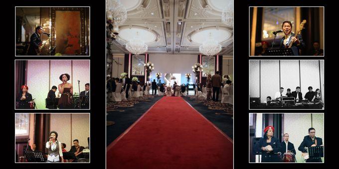 Wedding day of Shawn & Tanty by Shangri-La Hotel Singapore - 016