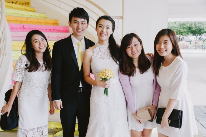 Psychedelic Sunshine for Peng Swee and Edna by MerryLove Weddings - 019