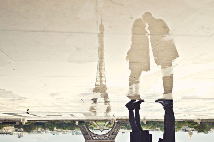 Paris Pre Wedding by Vey Gallery - 011