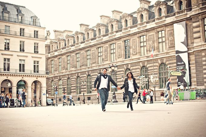 Paris Pre Wedding by Vey Gallery - 013