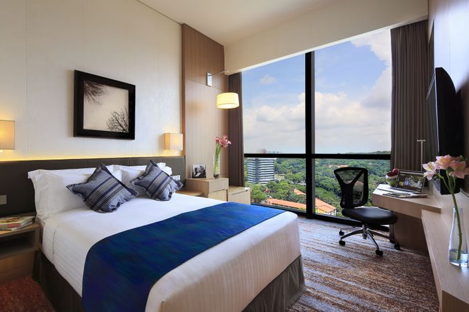 Guestrooms by Park Hotel Alexandra - 003