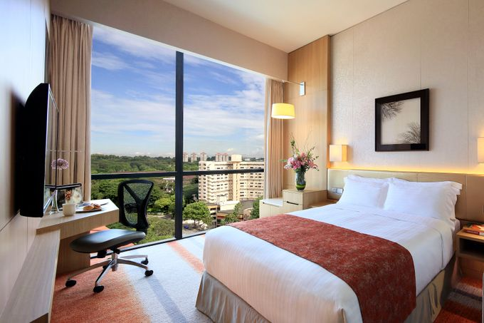 Guestrooms by Park Hotel Alexandra - 001