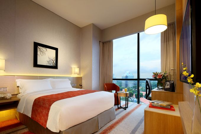 Guestrooms by Park Hotel Alexandra - 002