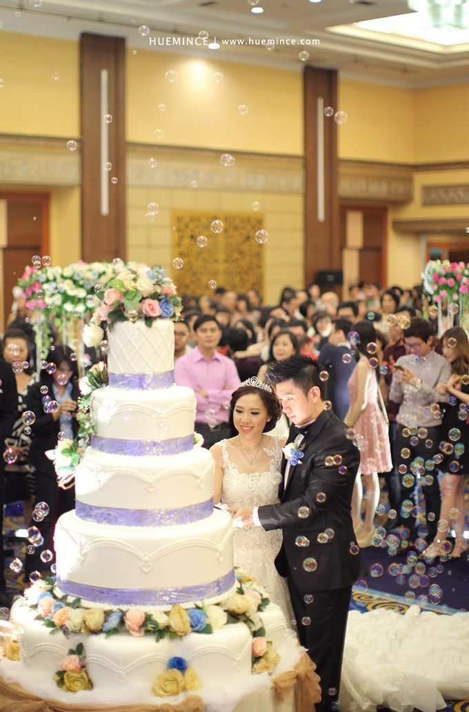 The Wedding of Peter & Irene by Libra Cake - 004
