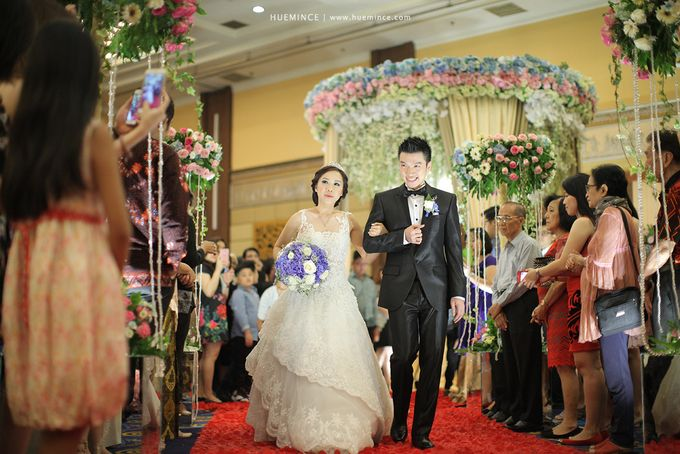 The Wedding of Peter & Irene by Libra Cake - 002