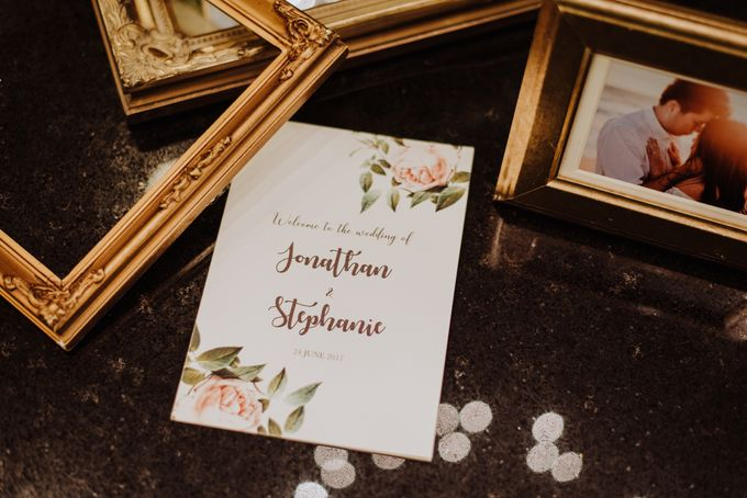 Jonathan & Stephanie by MerryLove Weddings - 006