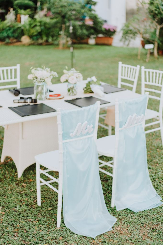 Wedding of Alson & Jolene by Rosette Designs & Co - 004