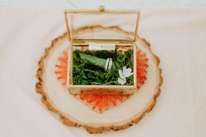 Wedding of Alson & Jolene by Rosette Designs & Co - 005