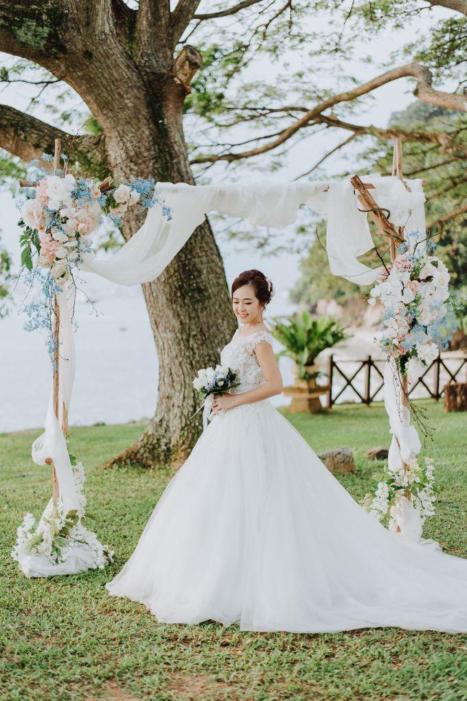 Wedding of Alson & Jolene by Rosette Designs & Co - 012