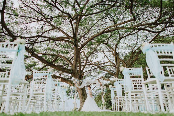 Wedding of Alson & Jolene by Rosette Designs & Co - 007