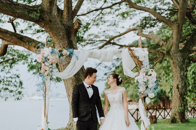 Wedding of Alson & Jolene by Rosette Designs & Co - 008