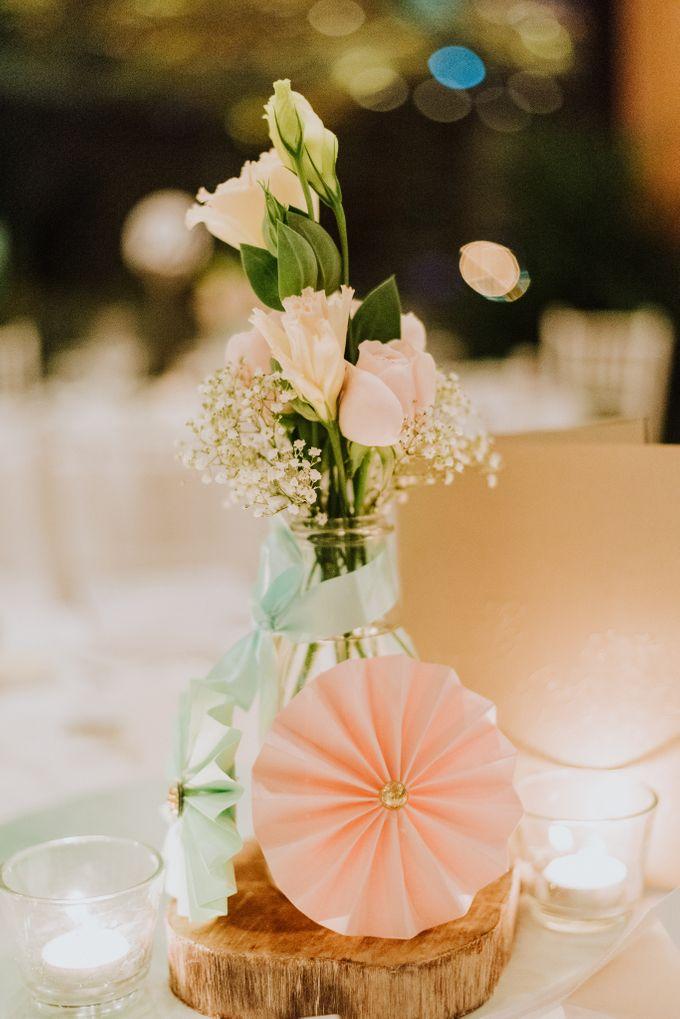 Wedding of Alson & Jolene by Rosette Designs & Co - 015