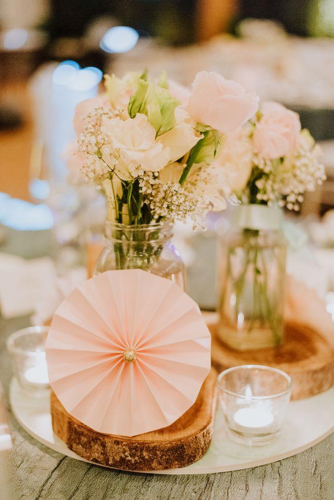 Wedding of Alson & Jolene by Rosette Designs & Co - 016