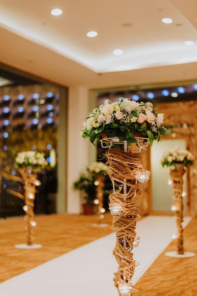Wedding of Alson & Jolene by Rosette Designs & Co - 020