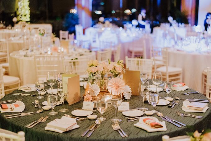 Wedding of Alson & Jolene by Rosette Designs & Co - 021