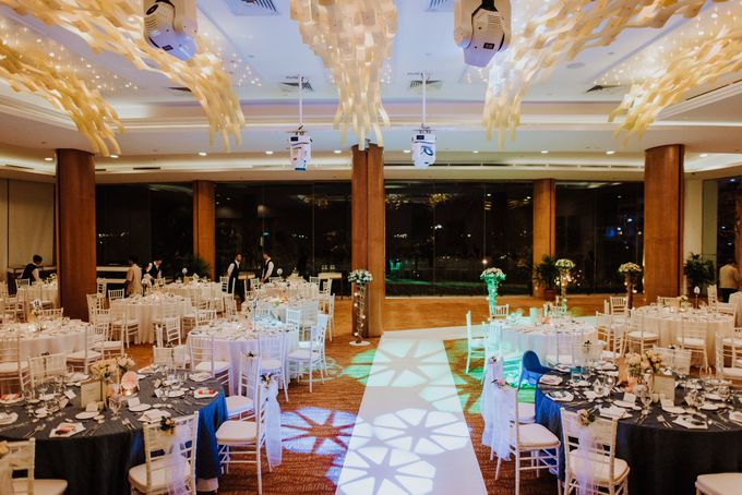 Wedding of Alson & Jolene by Rosette Designs & Co - 023