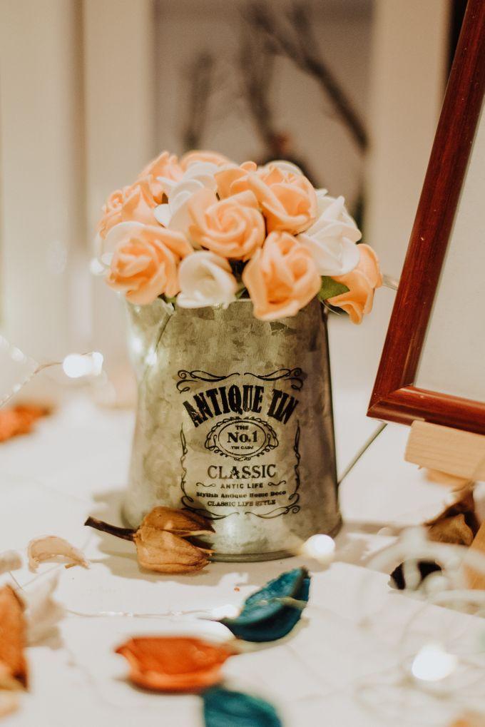Wedding of Alson & Jolene by Rosette Designs & Co - 029