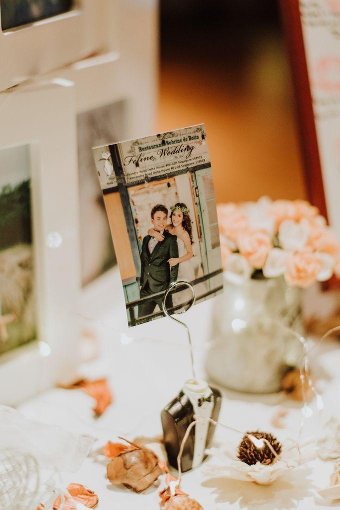 Wedding of Alson & Jolene by Rosette Designs & Co - 030