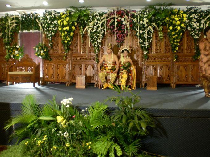 Ming Palace Ballroom at New metro Hotel Semarang by Merlynn Park Hotel - 004