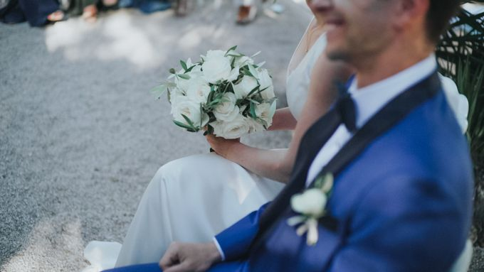 Mathilde & Mickael Wedding - French Riviera by Chromata Films - 004