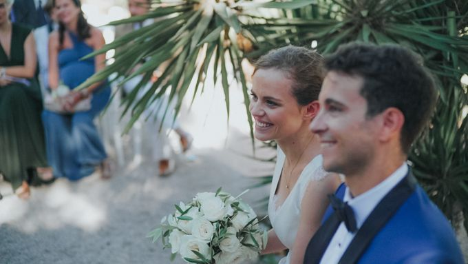 Mathilde & Mickael Wedding - French Riviera by Chromata Films - 002