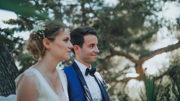 Mathilde & Mickael Wedding - French Riviera by Chromata Films - 005
