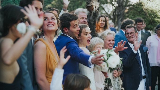 Mathilde & Mickael Wedding - French Riviera by Chromata Films - 009