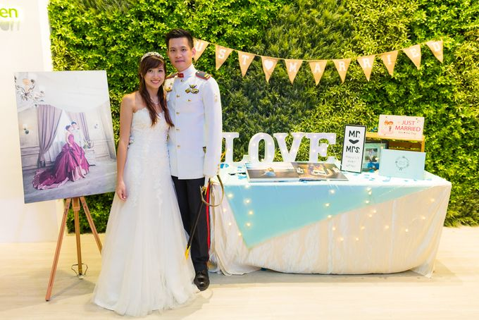 Military Wedding by Te Planner - 007