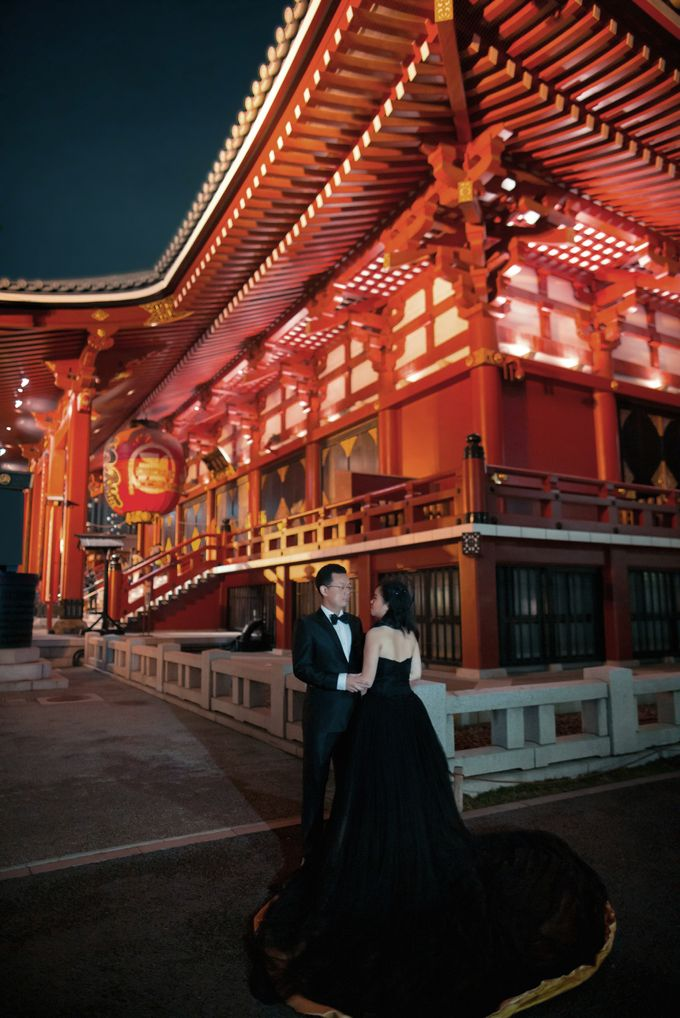 Spring Love - Japan Prewedding of Patrick & Devina by Picomo - 010