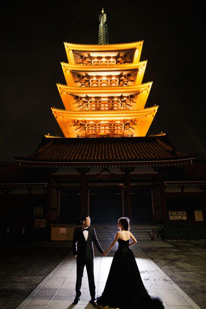 Spring Love - Japan Prewedding of Patrick & Devina by Picomo - 009