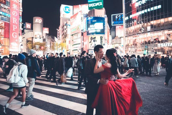 Spring Love - Japan Prewedding of Patrick & Devina by Picomo - 011