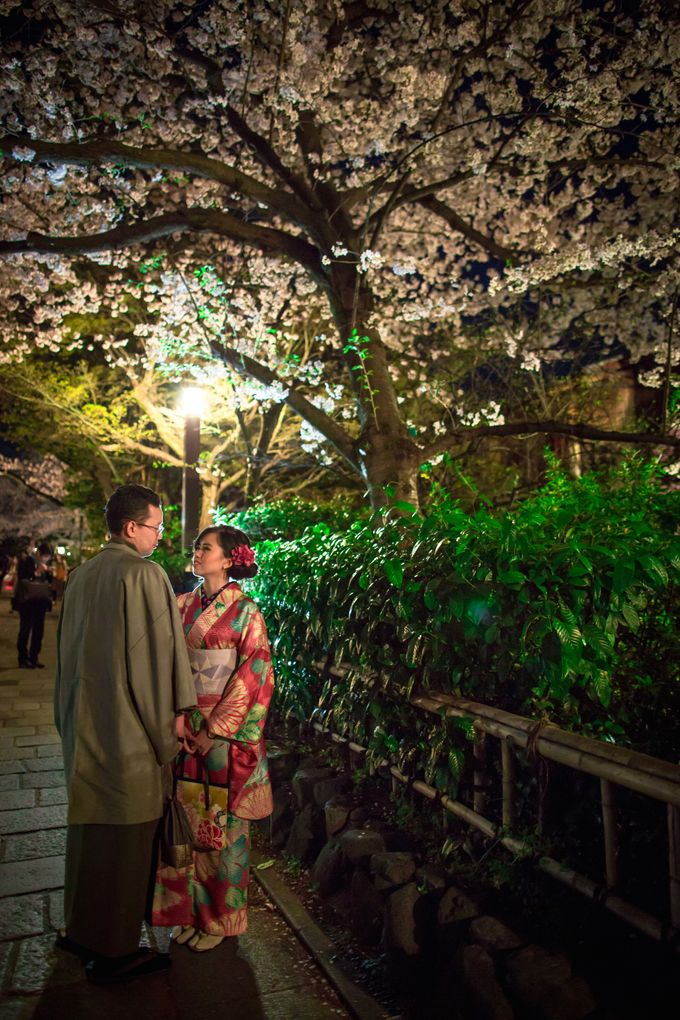 Spring Love - Japan Prewedding of Patrick & Devina by Picomo - 014