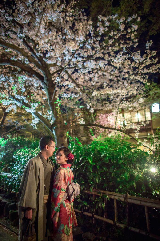 Spring Love - Japan Prewedding of Patrick & Devina by Picomo - 013