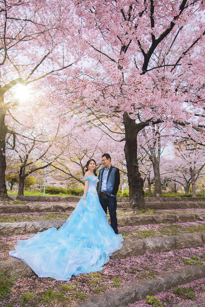 Spring Love - Japan Prewedding of Patrick & Devina by Picomo - 016