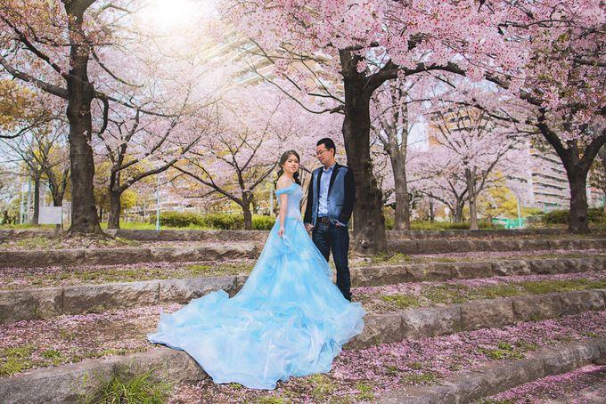 Spring Love - Japan Prewedding of Patrick & Devina by Picomo - 017