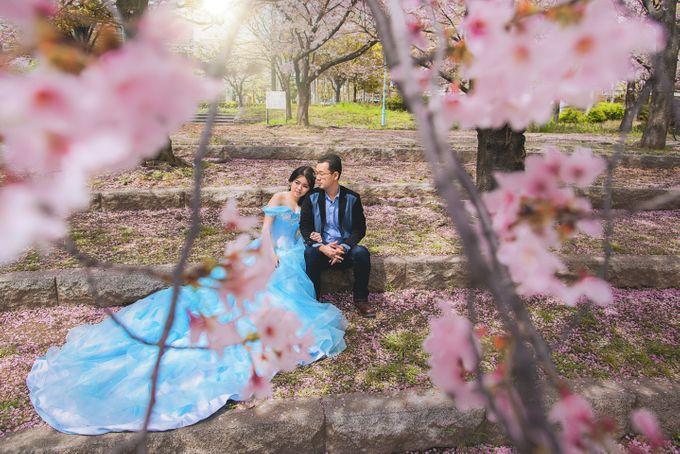 Spring Love - Japan Prewedding of Patrick & Devina by Picomo - 018