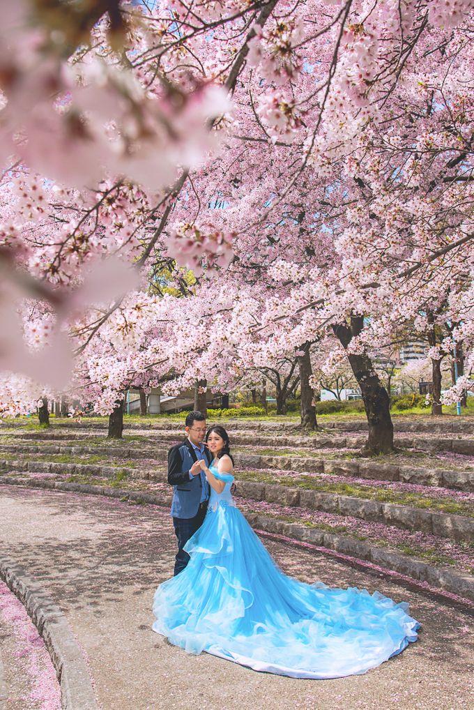 Spring Love - Japan Prewedding of Patrick & Devina by Picomo - 019