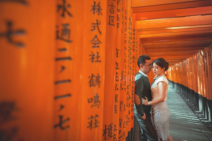 Spring Love - Japan Prewedding of Patrick & Devina by Picomo - 020