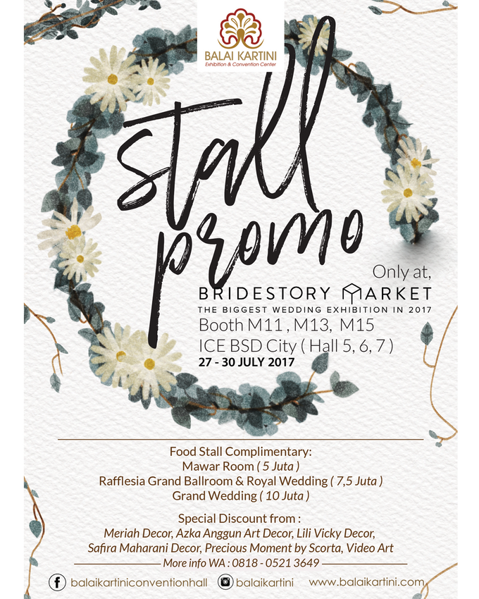 Wedding Promo by BALAI KARTINI - Exhibition and Convention Center - 003