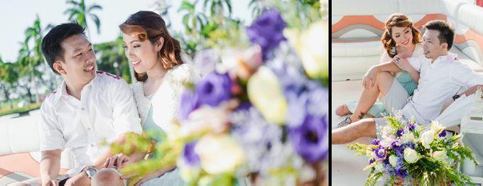 Eric & Joy Pre-Wedding by Bodahaus - 007