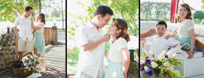 Eric & Joy Pre-Wedding by Bodahaus - 002