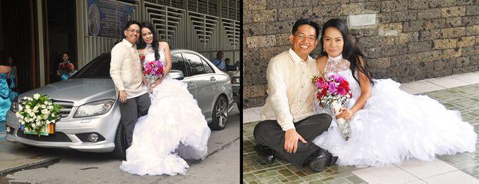 Arnel & Raquel Wedding by Bodahaus - 009