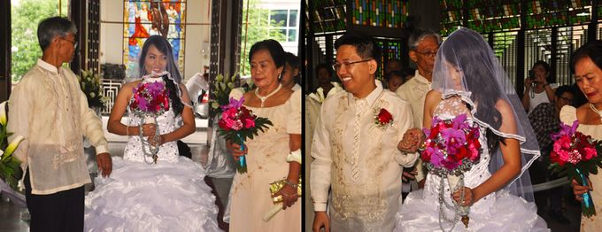 Arnel & Raquel Wedding by Bodahaus - 005