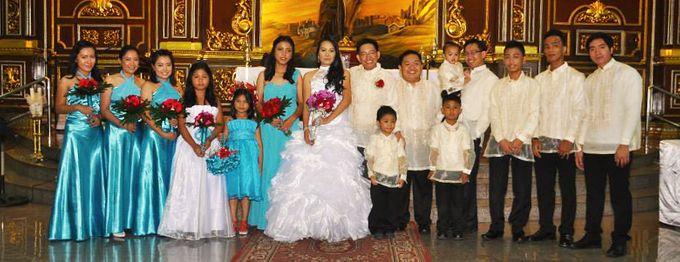 Arnel & Raquel Wedding by Bodahaus - 007