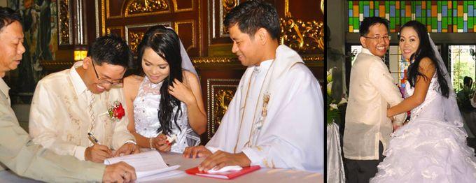 Arnel & Raquel Wedding by Bodahaus - 006